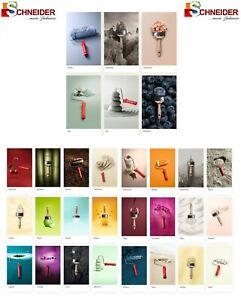 Schoner Wohnen Sw Trendfarbe Trend Wandfarbe Matt 2 5l Innenfarbe Alle Farben Ebay