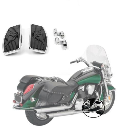 Front Floorboard Footboards Foot Board For Harley Electra Glide Wide Glide