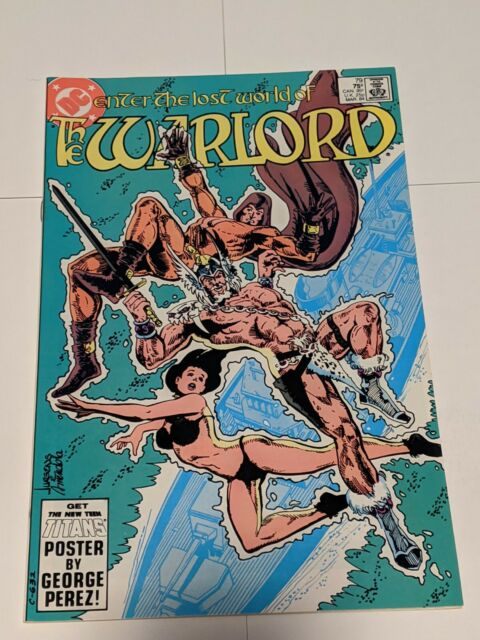 The Warlord #79 March 1984 DC Comics
