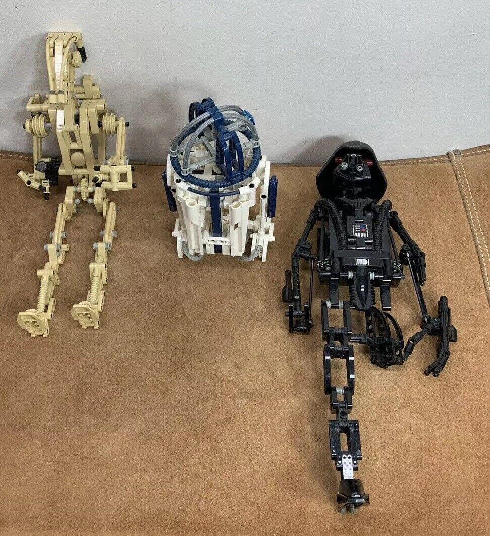 Lote de Lego Technic Star Wars Dinosaurio's