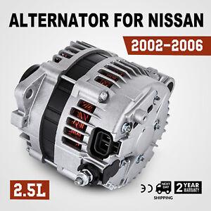 nice alternator for 2002 06 nissan altima alternator l4 2 5l 4 doorsimage is loading nice alternator for 2002 06 nissan altima alternator