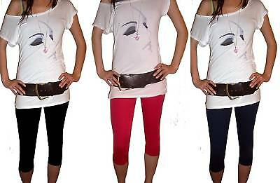 Women's Clothing Knee Length Viscose Stretch New Leggings Size 6 8 10 12 14 16 18 18 20 22 24 26 Possessing Chinese Flavors Leggings