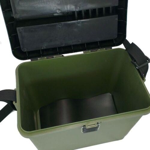 FLOATS 5FT TELESCOPIC /'NAMAZU ROD/' REEL GREEN FISHING SEAT BOX SPINNERS