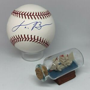 Cory-Booker-signed-Rawlings-OML-Baseball-JSA-COA-2020-President-Candidate-A1410