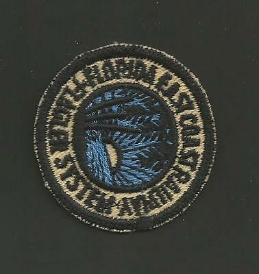 "GEORGIA FLORIDA S.CAROLINA G/&F RR    RAILROAD PATCH  2 X 2 1//2  /"" *"