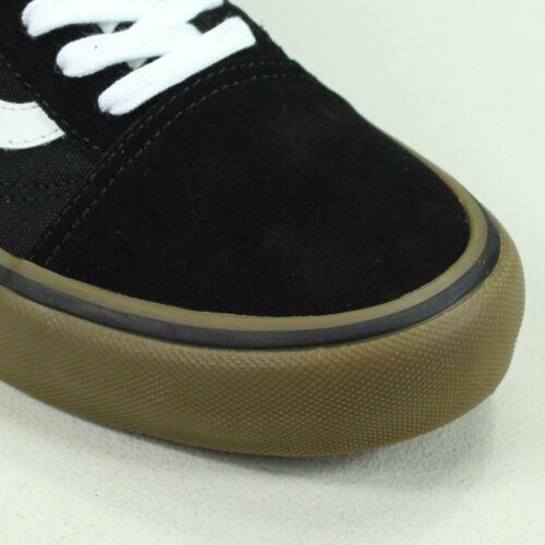 8 11 Chaussures Tailles Skool Noir 4 9 Vans blanc 6 Gomme Noir 7 Blanc Uk sport Pro Old 5 gomme 10 de 12 SgwxwnqfU