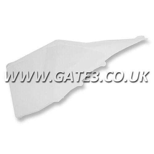 GENUINE KTM 300EXC EXC 300 2008-2011 White Left Airbox Cover Air Box Plastics