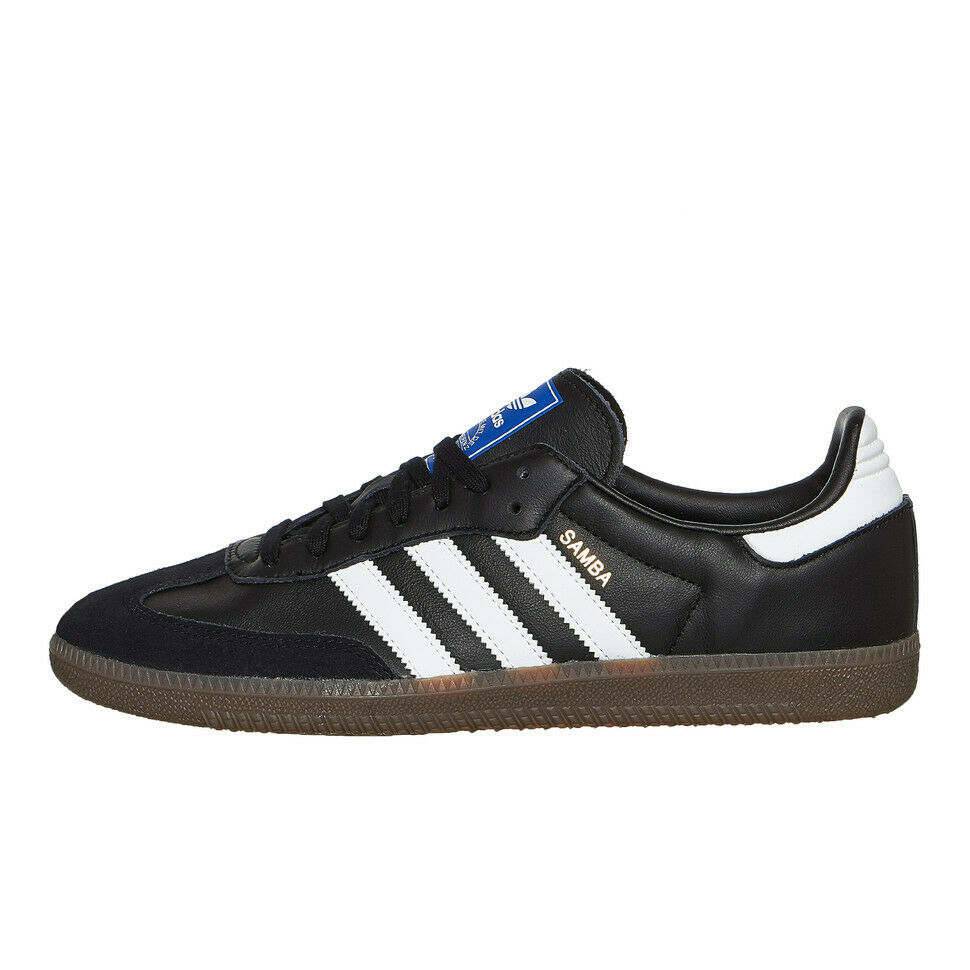 Adidas-samba og Core negro Footwear blanco Gum 5 cortos calzado deportivo b75807