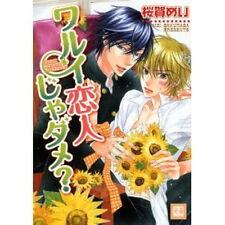 Warui Koibito ja Dame? YAOI BL Manga / SAKURAGA Mei