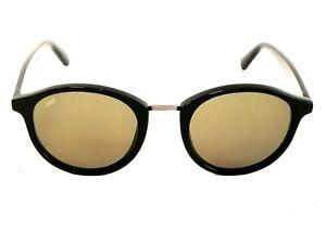 Juste Occhiale Da Sole Web Unisex Sunglasses Web We 236/s 01n Nero Vintage Tondo