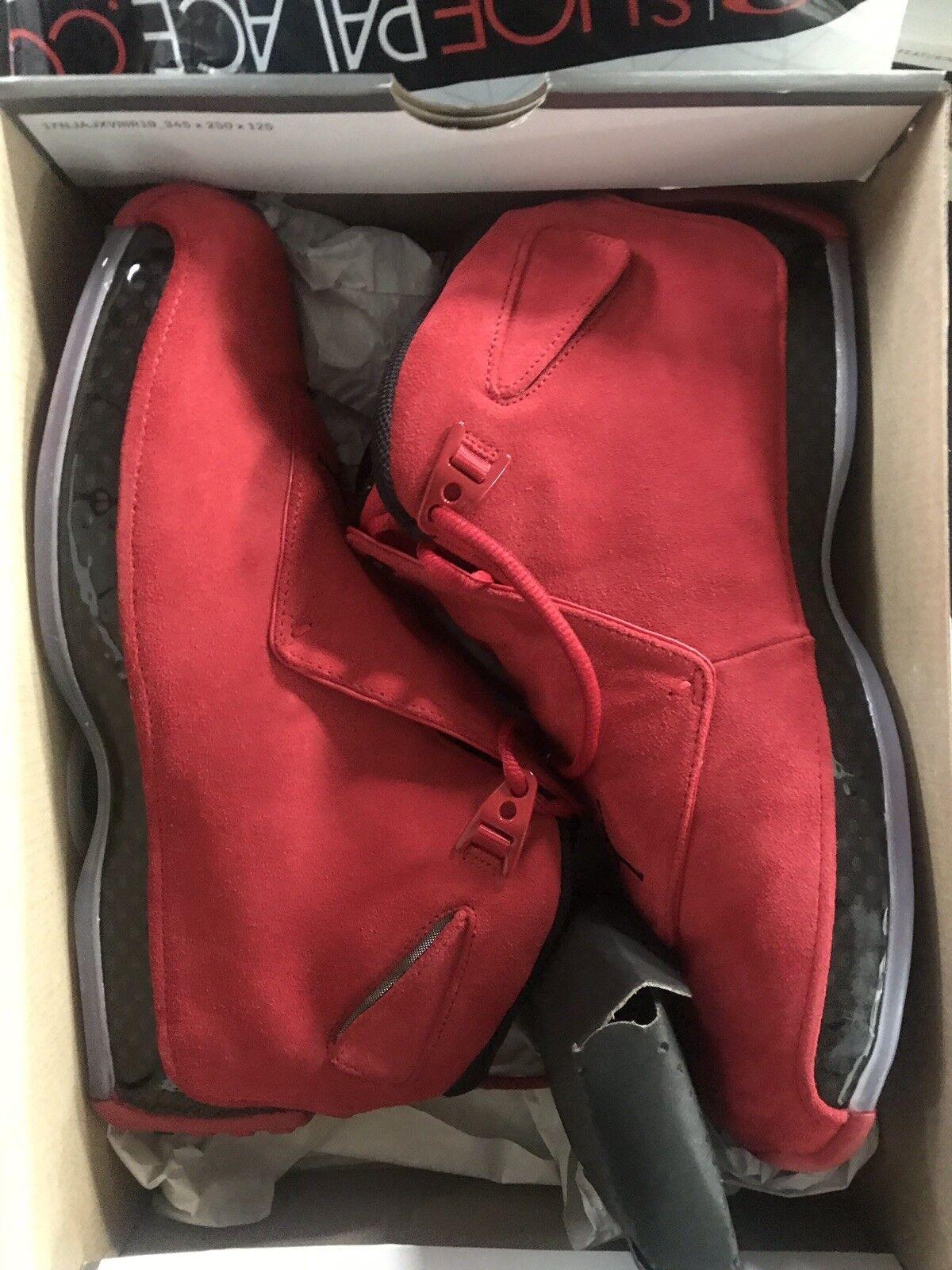 Nike Air Jordan 18 Retro Size 10.5 Gym Red BNIB Black AA2494 601 BNIB Red Toro Ltd 9aee5e
