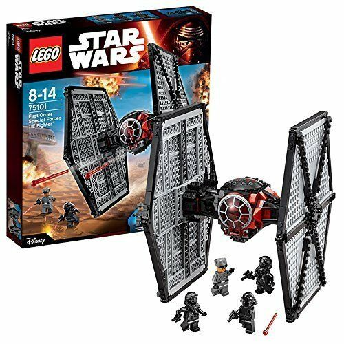 Lego 75101 - First Order Special Forces TIE Fighter - NUEVO