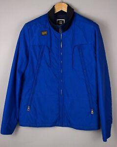 G-Star Raw Herren Aerostate Überhemd Jacke Mantel Größe M AVZ692