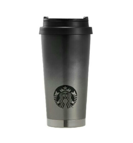 Starbucks Korea 2016 limited edition SS Metal Gray Tumbler+tracking