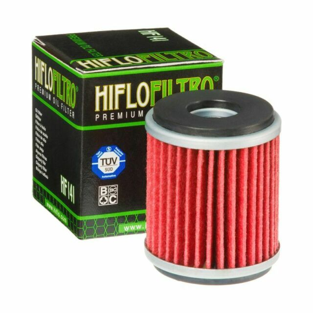 Hiflo HF141 Yamaha WR 450 03-06 Replacement Oil Filter KN141