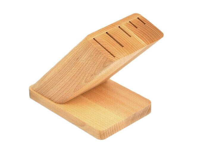 Blok for 5 knives - sloping