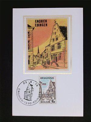 Belgien Mk 1978 Edingen Enghien Maximumkarte Carte Maximum Card Mc Cm C5951 Lassen Sie Unsere Waren In Die Welt Gehen Diverse Philatelie Maximumkarten