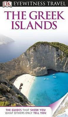 (Good)-DK Eyewitness Travel Guide: The Greek Islands (Eyewitness Travel Guides)