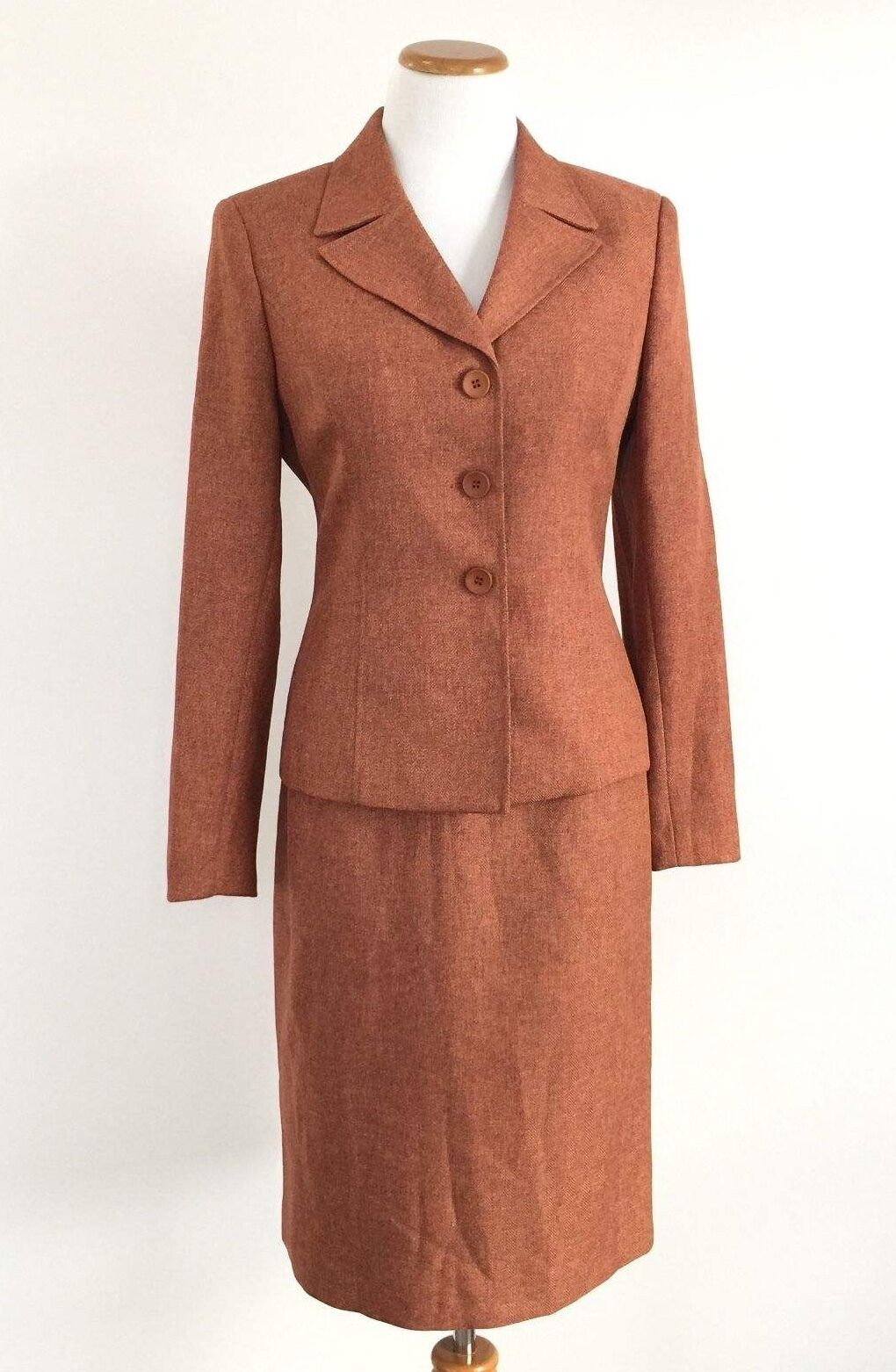 Collections for Le Suit Sz 6 Skirt Suit Fully Lined Business Career Womens Sz 6