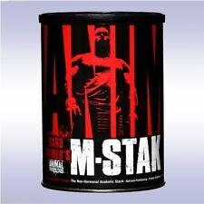 UNIVERSAL NUTRITION ANIMAL M-STAK (21 PACKS) anabolic bcaas stimulant stack pak