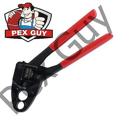 "PEX GUY 1/2"" & 3/4"" Angled Crimp Tool for PEX Tubing"