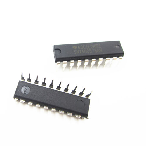 3//10PCS SN74HC573AN DIP-20 74HC573 Integrated Circuit NewGood Quality ATF