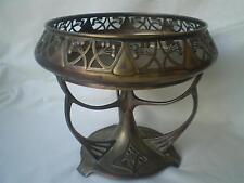 Signed 1900s Silver Plated WMF Art Nouveau, ago Art Deco, Jugendstil, Fruit Bowl