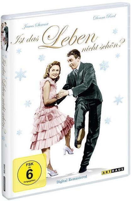 Ist das Leben nicht schön? - Digital Remastered - Arthaus  DVD NEU