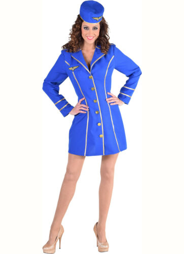 Dress Flight Attendant // Air Hostess // BA Hat sizes 6-22