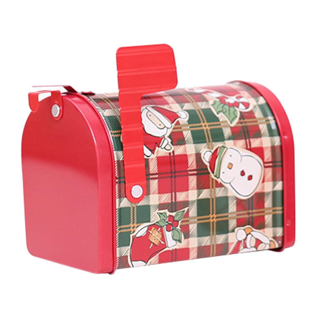 Briefkasten Briefkastenklappen Briefkasten Postkasten Kinder Geschenk Spielzeug Weihnachtsdeko 13x8x9 5 Cm Heimwerker Elin Pens Ac Id