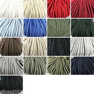 5-Meter-0-20-m-oder-100Meter-0-17-m-Baumwollkordel-5mm-Kordel-Baumwolle-Schnur