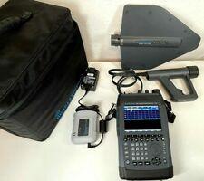 Rohde Schwarz Pr100 9 Khz 75 Ghz Monitoring Receiver With He400 Antenna Cald
