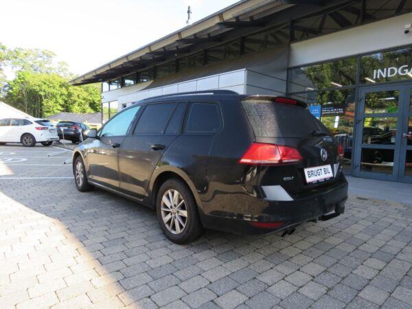 VW Golf VII 1,4 TSi 122 Comfortl. Vari. DSG BM - billede 3