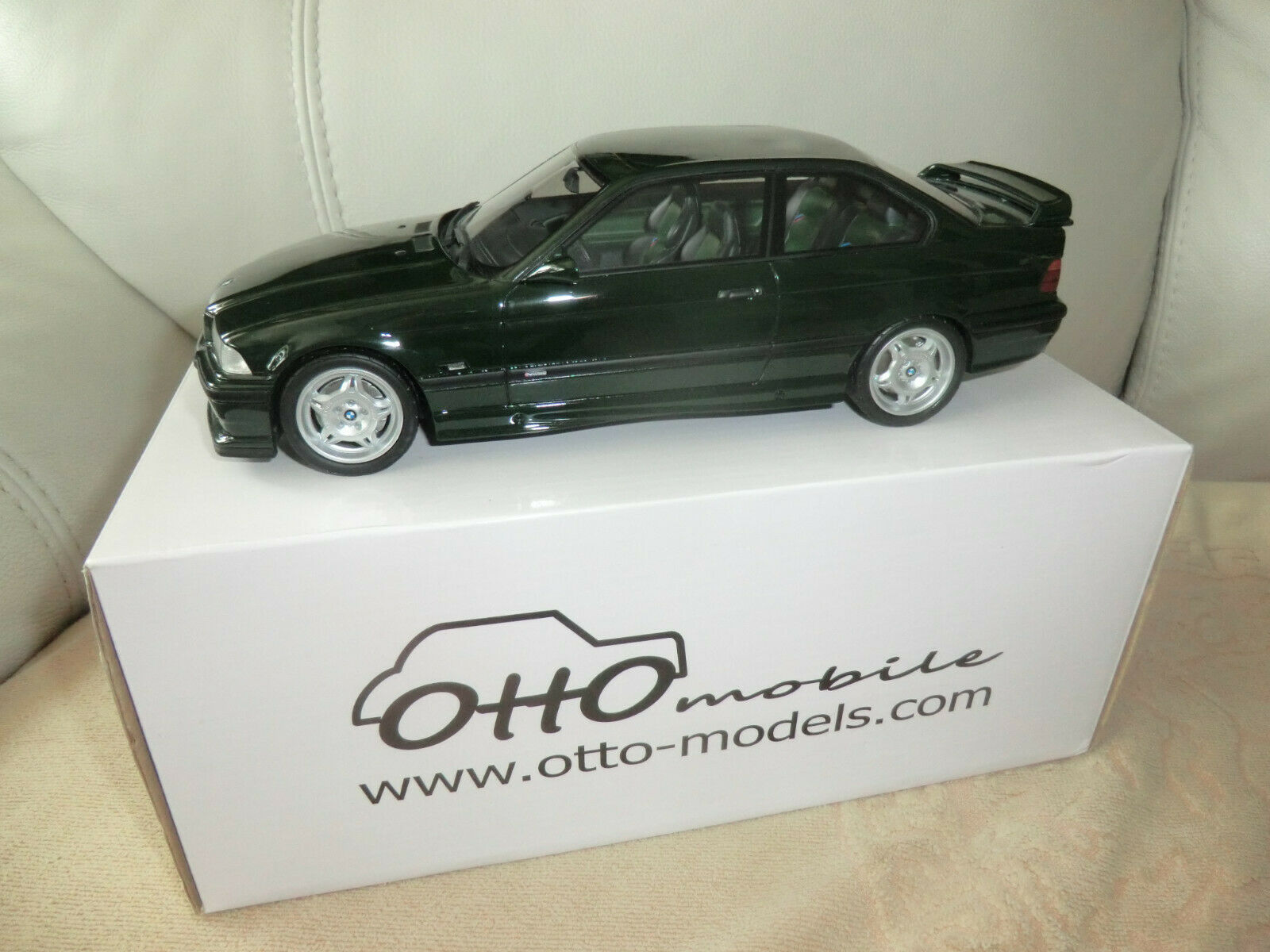 BMW M3 GT E36 Coupe 1 18 Otto Rarity NEW + OVP