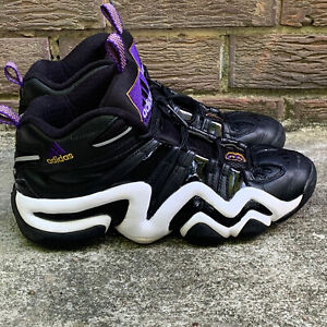 El respeto Polar Catedral  ADIDAS CRAZY 8 KOBE BRYANT PURPLE/BLK SZ11.5 ORIGINALS 1998 ALL STAR GAME  G48591 | eBay