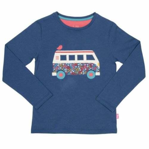 Kite Clothing Kids Organic Cotton Top Camper Van