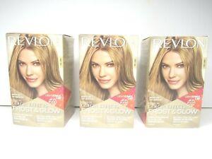 3-Revlon-Color-Effects-Frost-amp-Glow-HONEY-Hair-Highlighting-Kit-Ammonia-Free-NEW