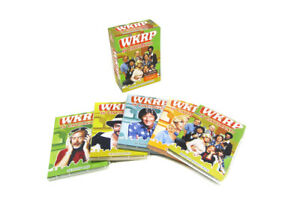 WKRP-in-Cincinnati-The-Complete-Series-1-4-Bonus-DVD-2014-12-Disc-Set-USA