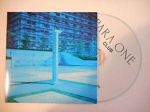 PARA-ONE-CLUB-LEAN-ON-ME-VIDEO-DUB-CD-ALBUM-PORT-GRATUIT