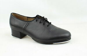 Dance Class Womens Jazz Tap Black Dance Shoes Size 10.5 (1311211)