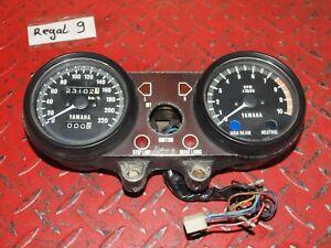 Cockpit-Tacho-Instrumente-instruments-speedo-Yamaha-RD-250-350-352-522