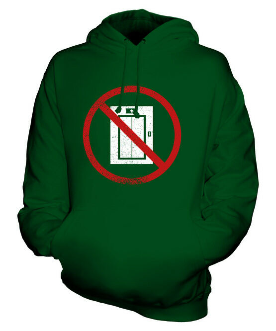 CLAUSTROPHOBIA (FEAR OF TIGHT SPACES) UNISEX HOODIE TOP GIFT PHOBIA SCAROT