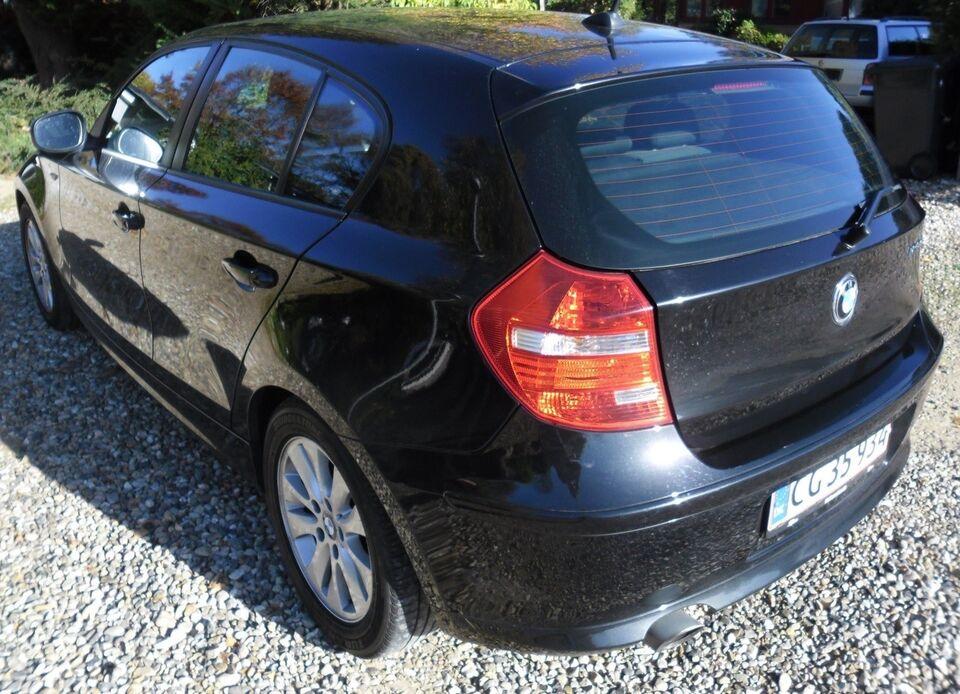 BMW 120d 2,0 Diesel modelår 2010 km 170000 nysynet