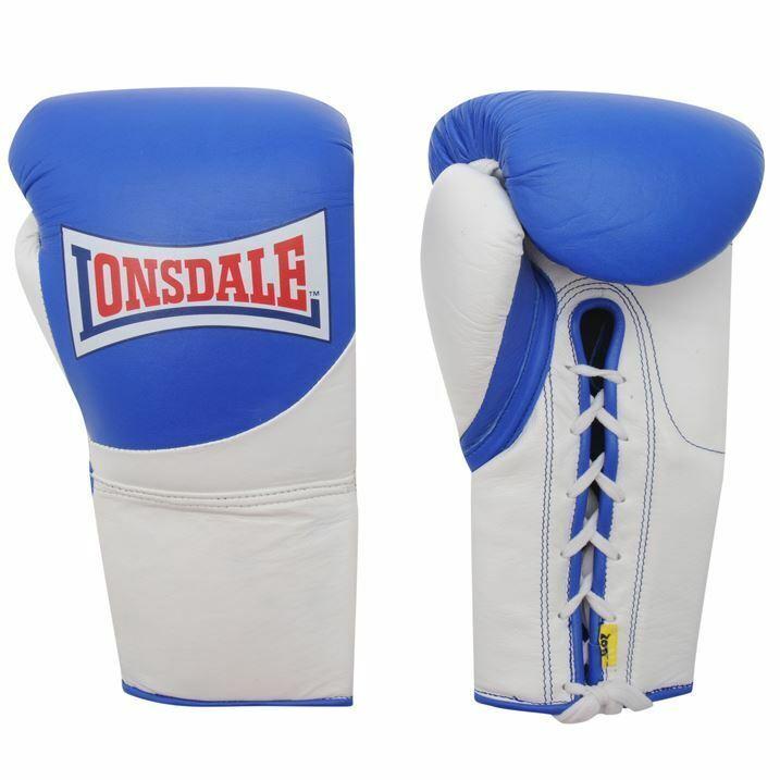 Lonsdale Ultimate Fight Guanti Paia di Guanti Boxe Pugno Borsa Training 10oz R5631