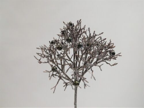künstlicher Korallenzweig Koralle Zweig Kunstblume 64 cm bronze N-89286-5 F36
