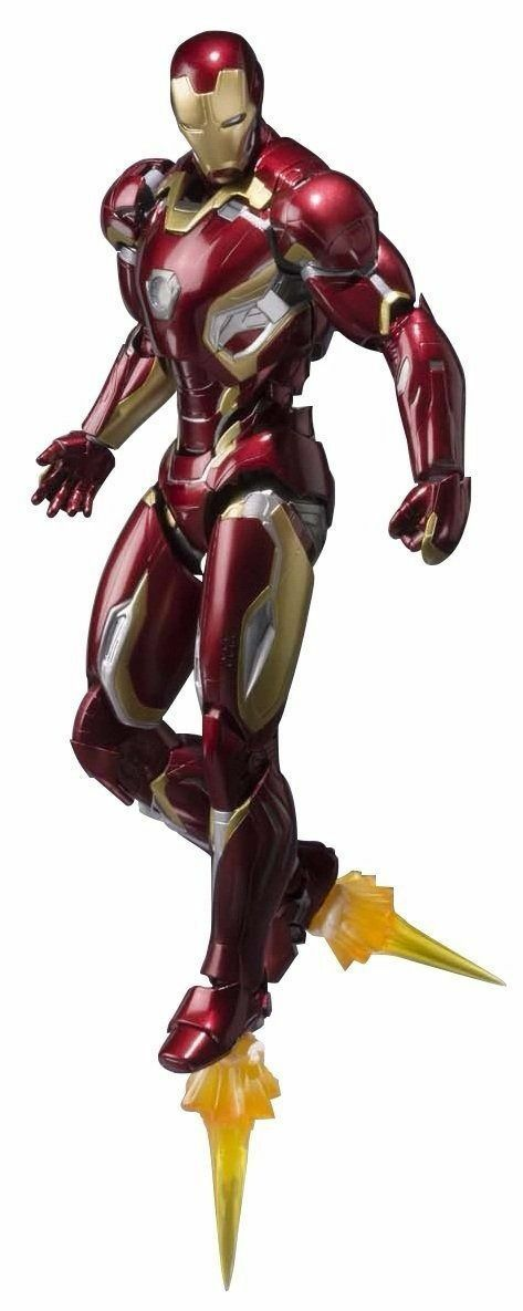 S.H.Figuarts Avengers Age of Ultron IRON MAN MARK 45 Action figure BANDAI Japan