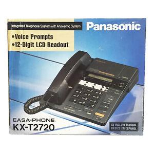 PANASONIC KX-T 2720 EASA PHONE - TELEFONO CON SEGRETERIA TELEFONICA - NUOVO