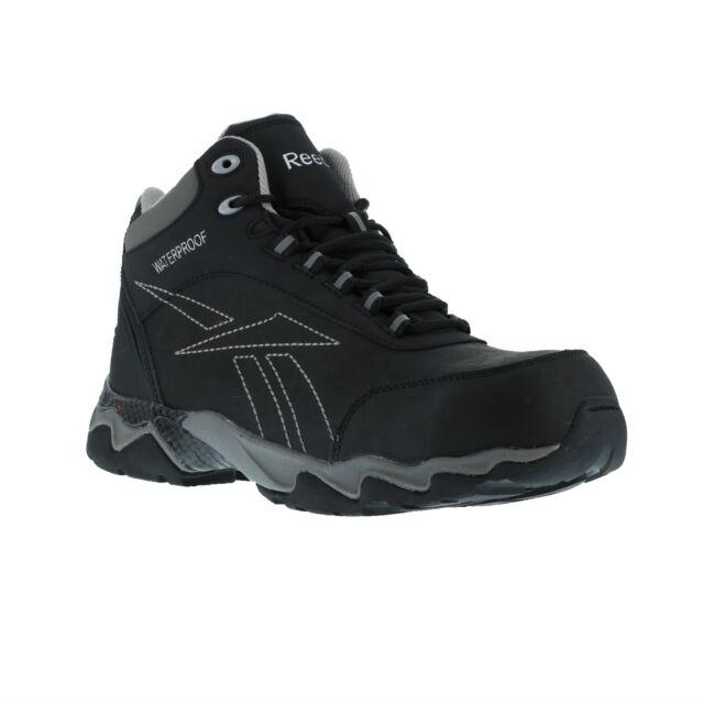 Ladies Reebok RB440 White Senexis Composite Toe Work Athletic Shoes NEW FREE SHP