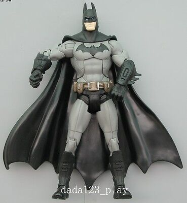DC Universe Classics Batman Legacy Arkham City Black Batsuit  Action Figure M43