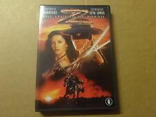 DVD / THE LEGEND OF ZORRO ( ANTONIO BANDERAS, CATHERINE ZETA-JONES